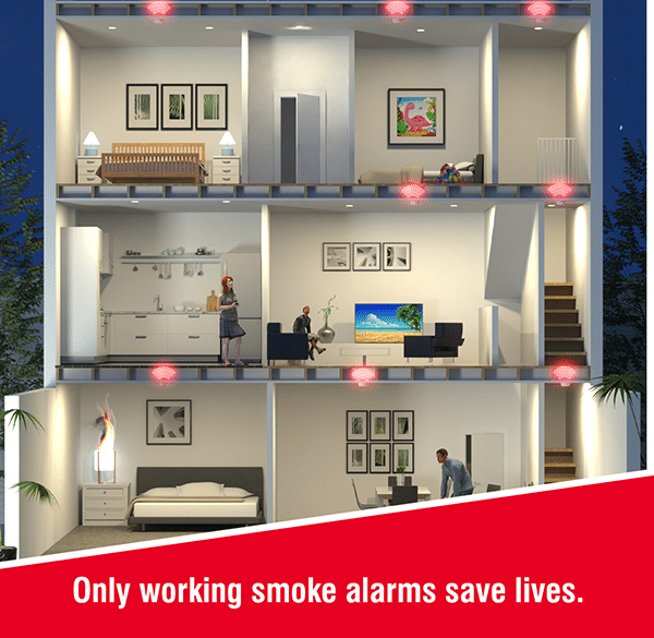 Only working smoke alarms save lives_portrait